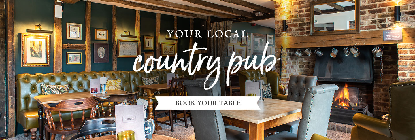Book your table at The Old Gate Inn