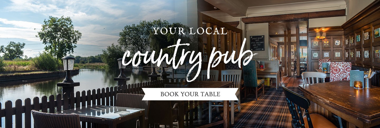 Book your table at The Otter