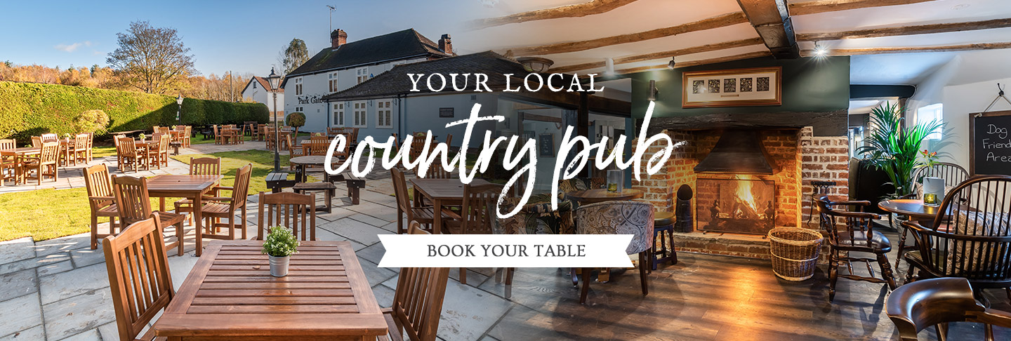 Book your table at The Park Gate Inn