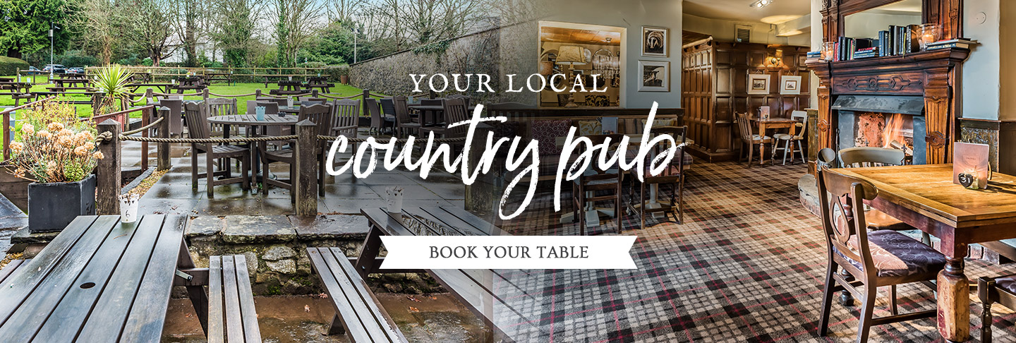 Book your table at The Plymouth Arms