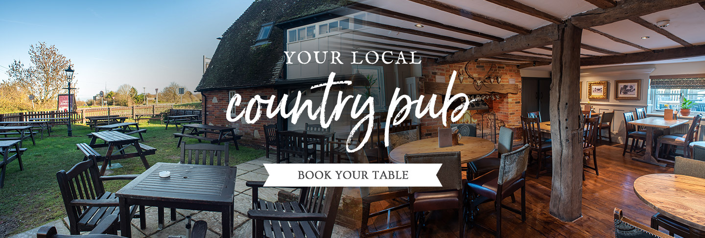 Book your table at The Poplar Farm