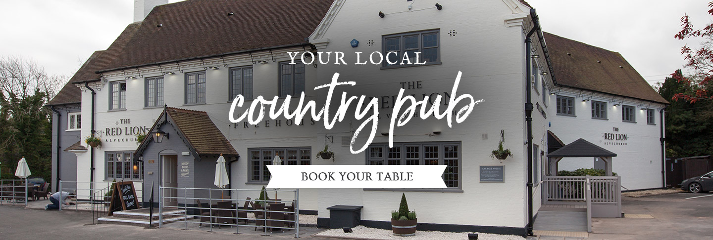 Book your table at The Red Lion