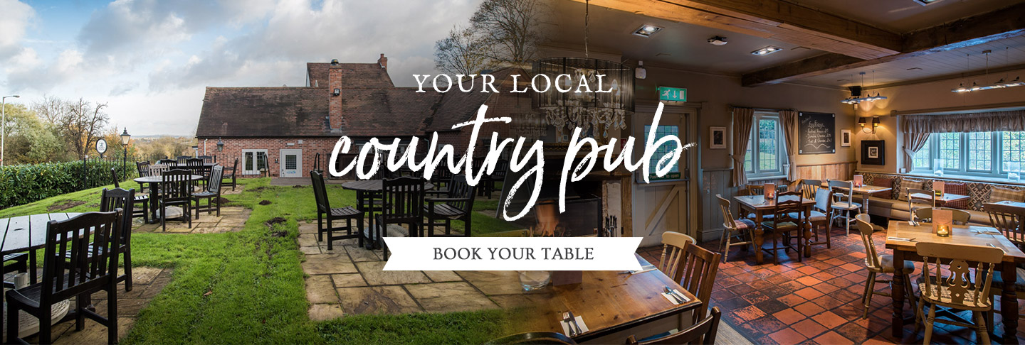 Book your table at The Robin Hood