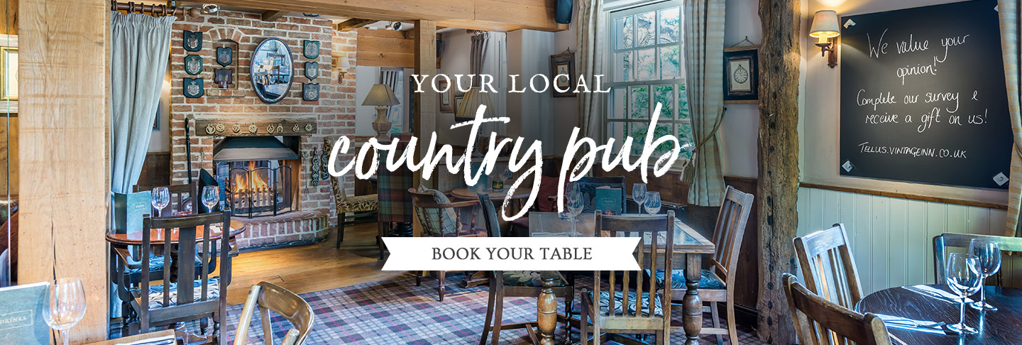 Book your table at The Rose and Crown