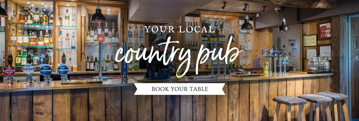 Book your table at The Running Mare