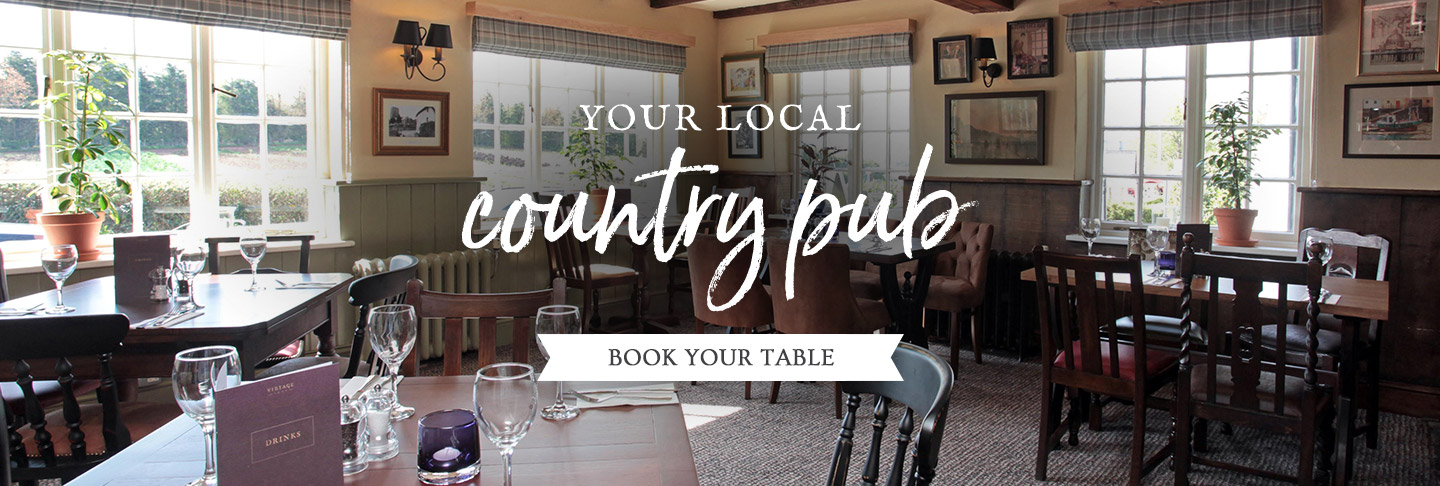 Book your table at The Saint George and Dragon