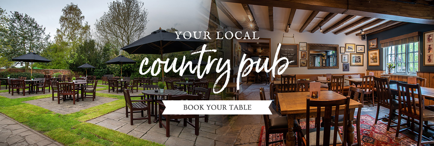 Book your table at The Spread Eagle