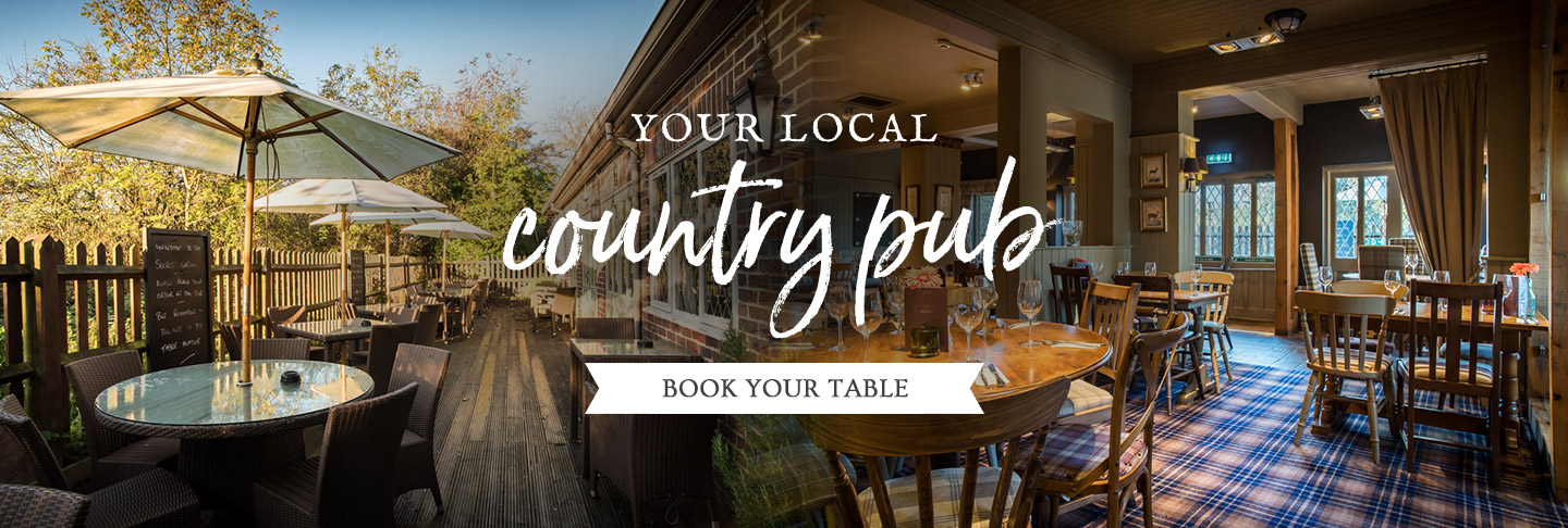 Book your table at The Thatched House