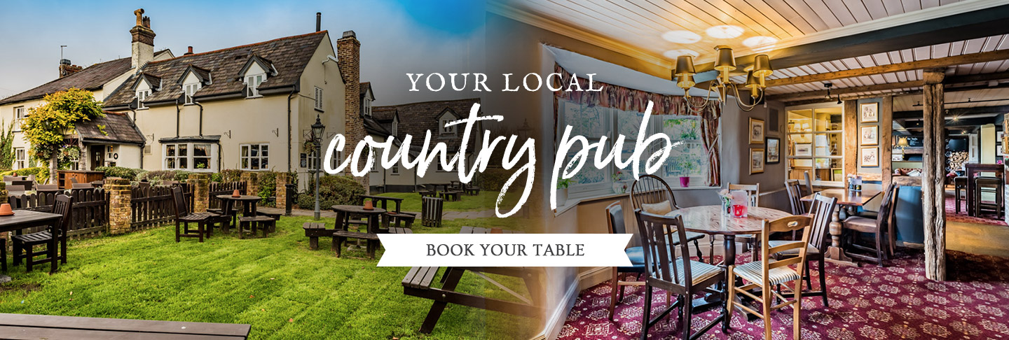 Book your table at The Traveller's Rest