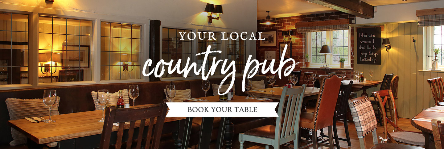 Book your table at The White Horse