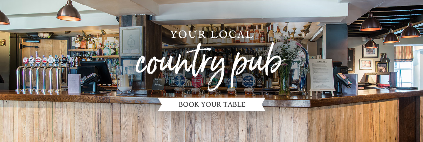Book your table at The White Lion
