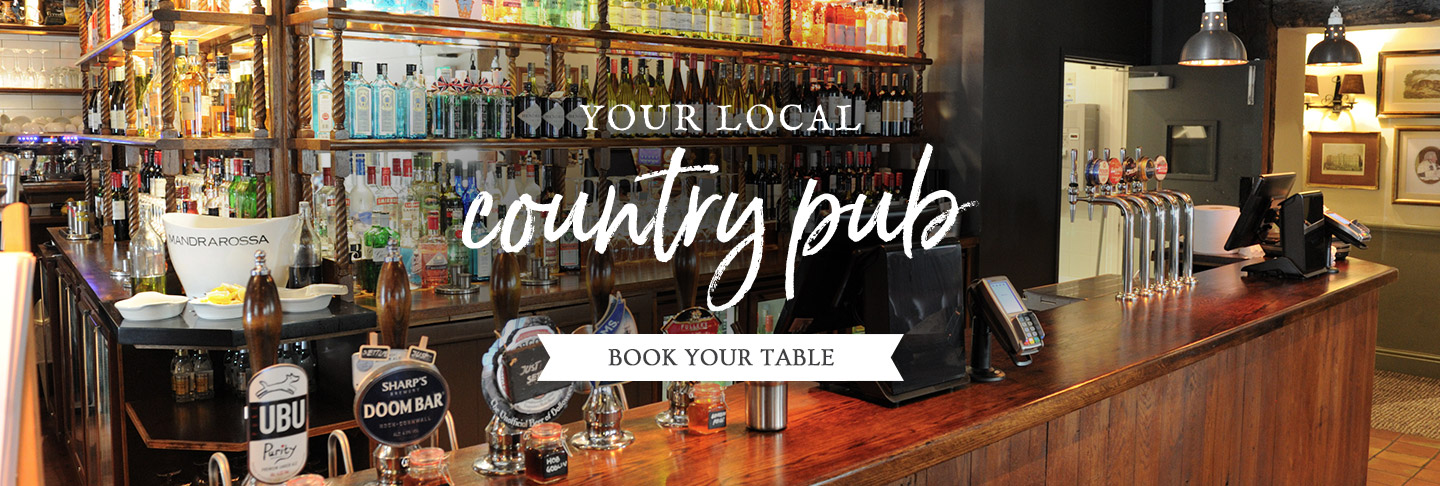 Book your table at Ye Olde Cherry Tree