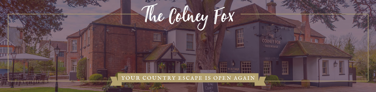 Welcome to The Colney Fox