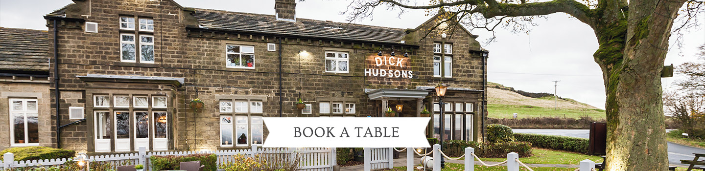 Welcome to Dick Hudsons