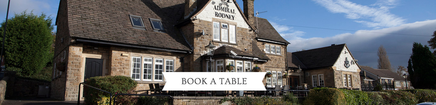 Welcome to The Admiral Rodney