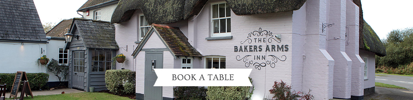 Welcome to The Baker's Arms - Your local Vintage Inn