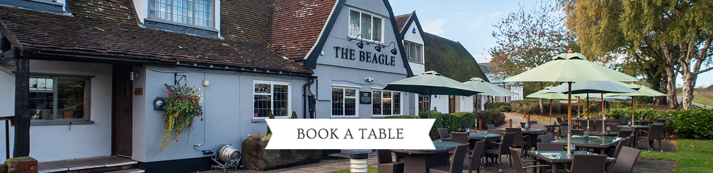 Welcome to The Beagle - Your local Vintage Inn