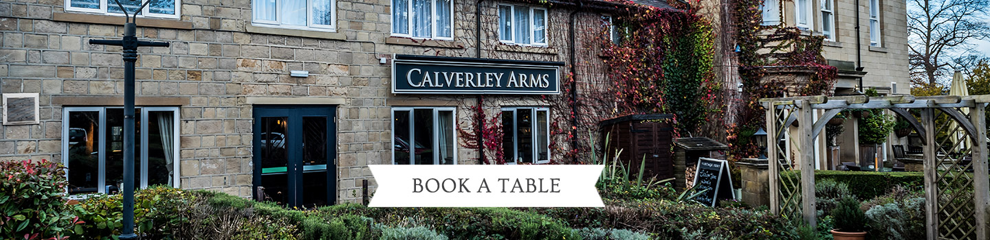 Welcome to The Calverley Arms - Your local Vintage Inn