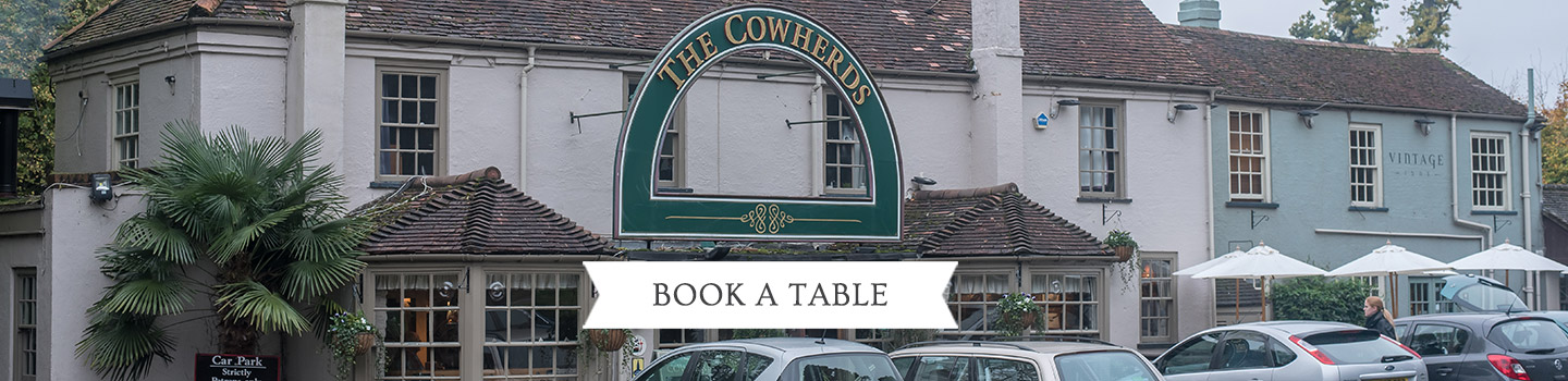 Welcome to The Cowherds - Your local Vintage Inn