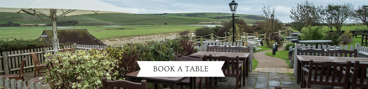 Welcome to The Cuckmere Inn