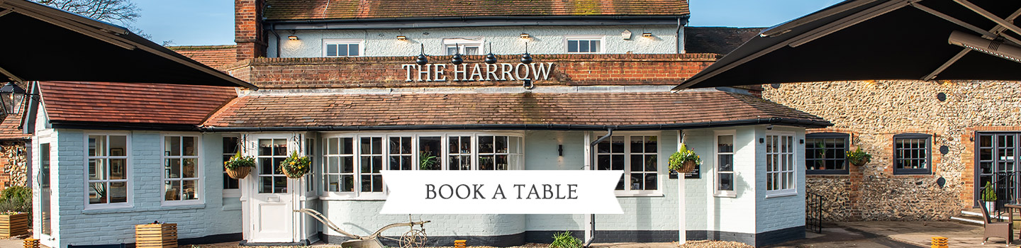 Welcome to The Harrow - Your local Vintage Inn