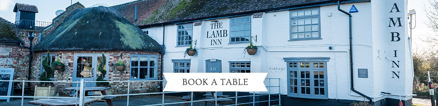 Welcome to The Lamb Inn