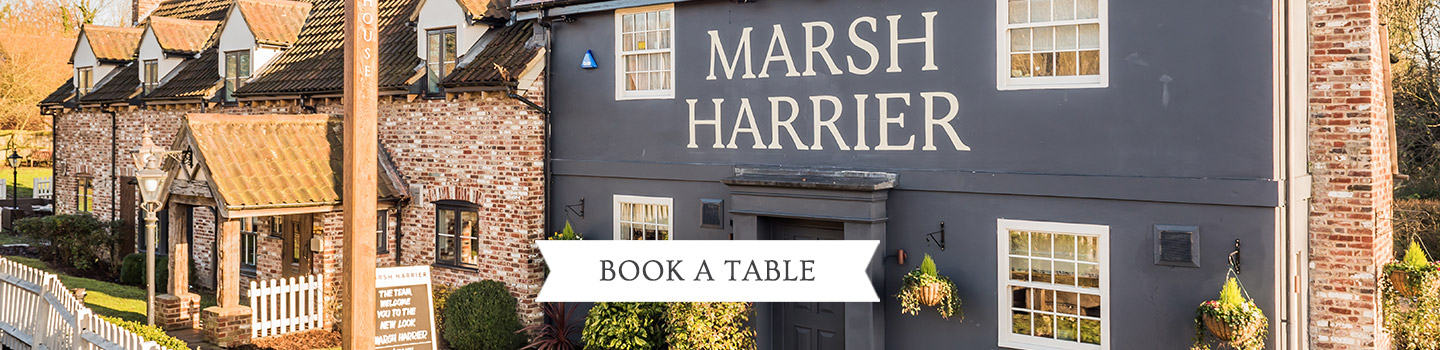Welcome to The Marsh Harrier - Your local Vintage Inn