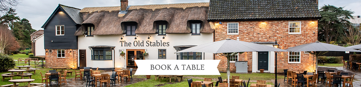 Welcome to The Old Stables - Your local Vintage Inn