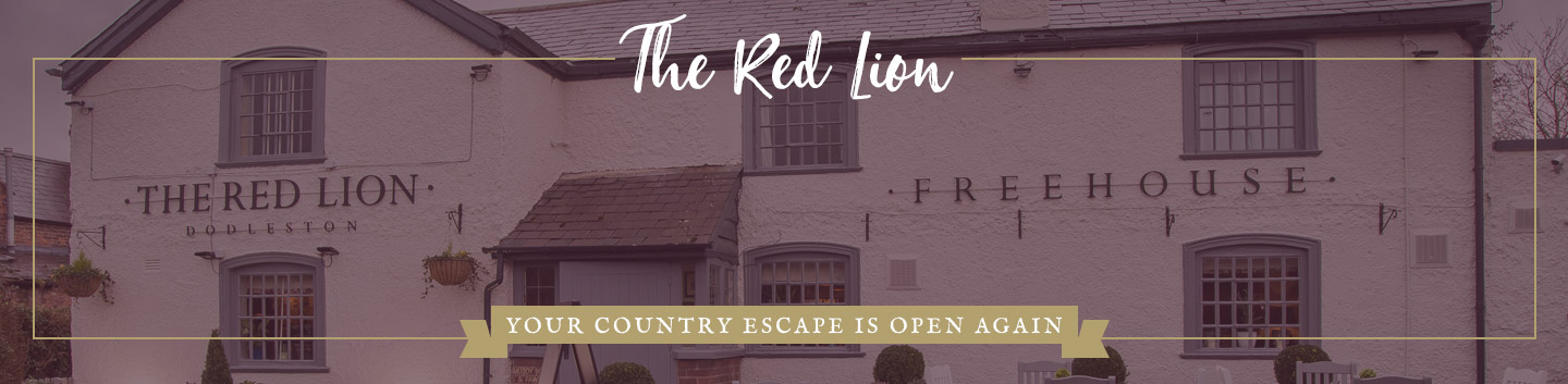 Welcome to The Red Lion - Your local Vintage Inn
