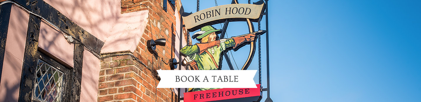 Welcome to The Robin Hood