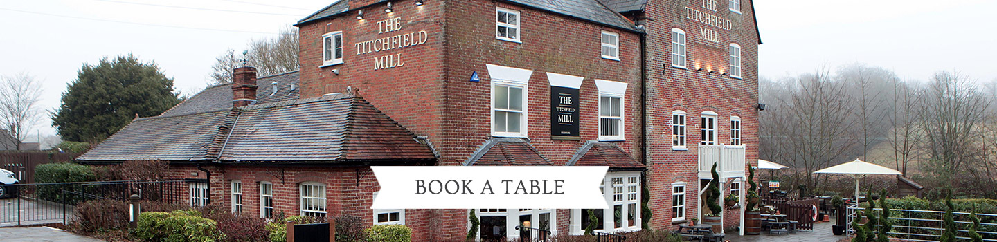 Welcome to The Titchfield Mill