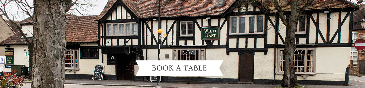 Welcome to The White Hart - Your local Vintage Inn