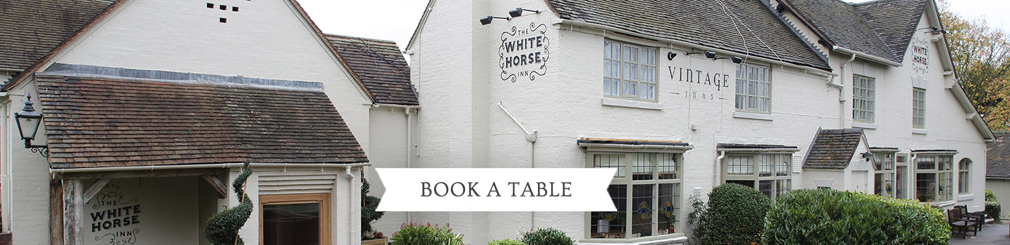 Welcome to The White Horse