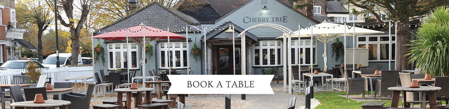 Welcome to Ye Olde Cherry Tree - Your local Vintage Inn