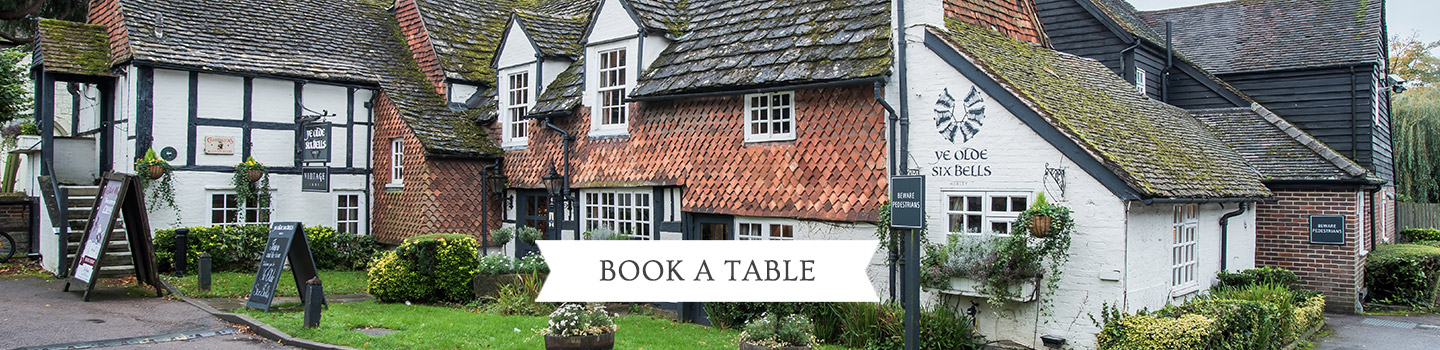 Welcome to Ye Olde Six Bells - Your local Vintage Inn