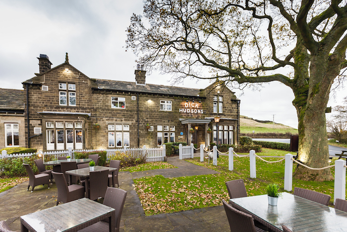 Dick Hudsons in Bingley Moor