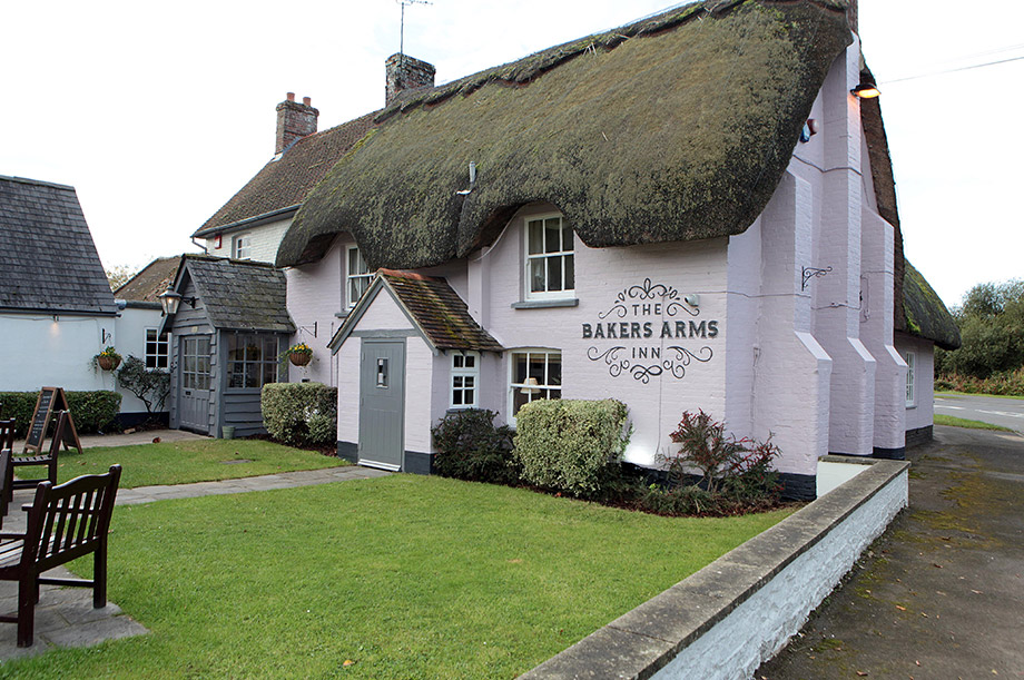 The Baker's Arms in Poole