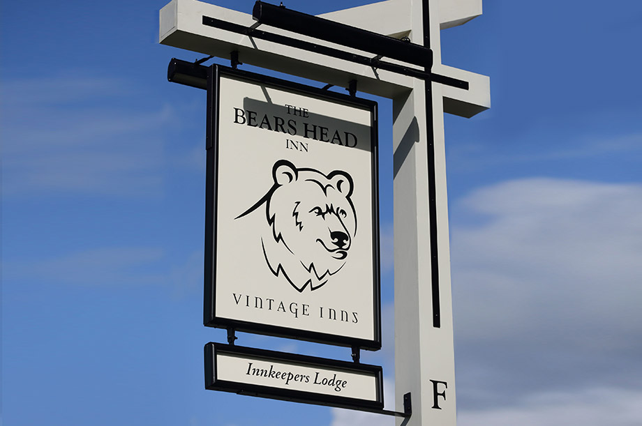 The Bear's Head in Brereton