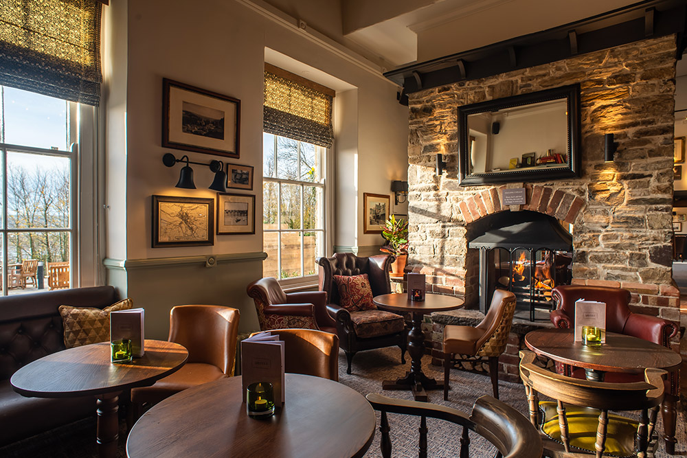 The Braunton Inn in Barnstaple