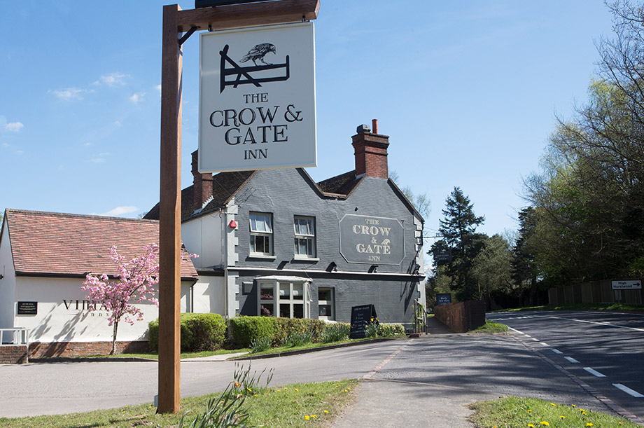 The Crow and Gate in Crowborough