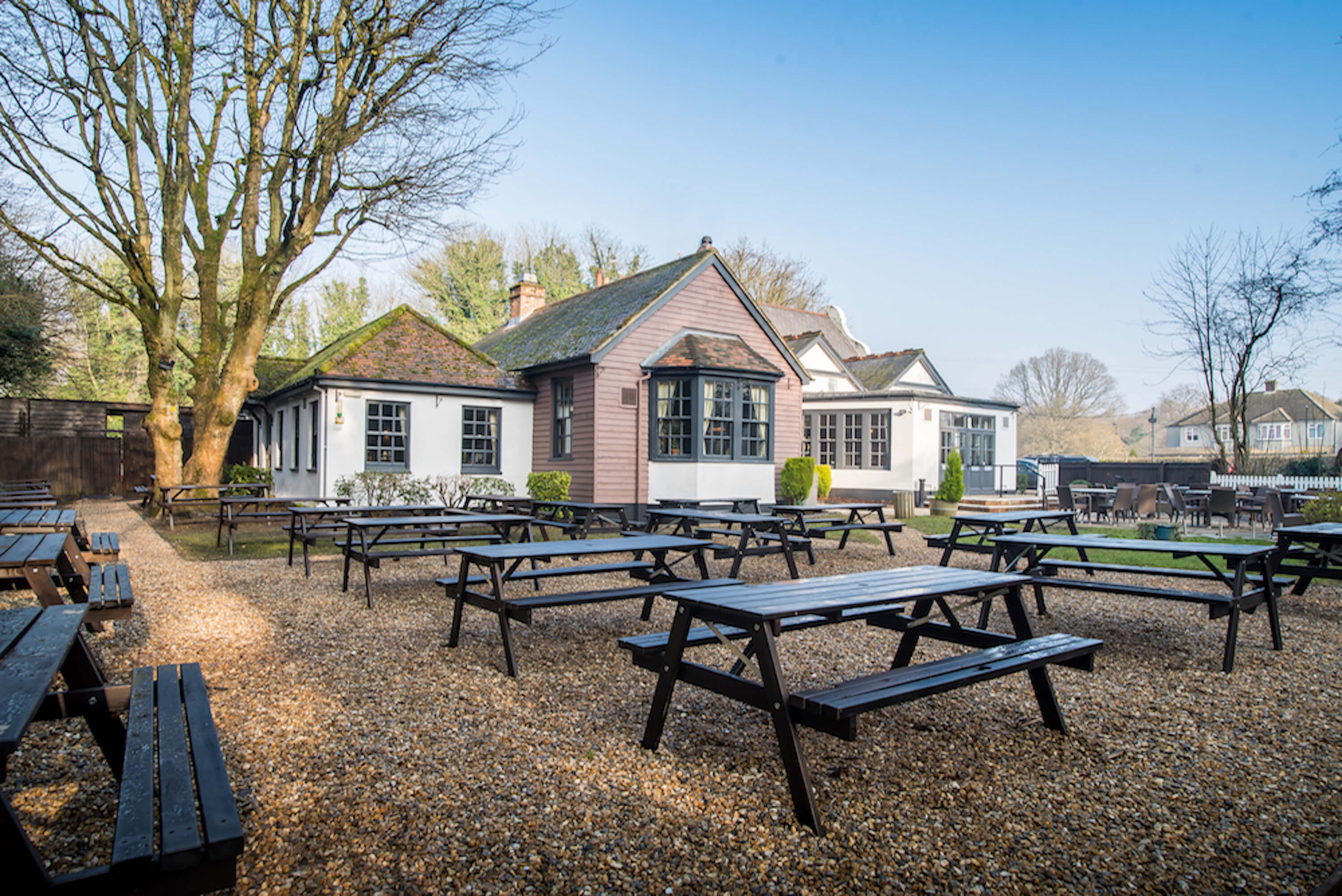 The Fox in Coulsdon Common