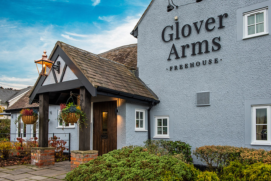The Glover Arms in Perth
