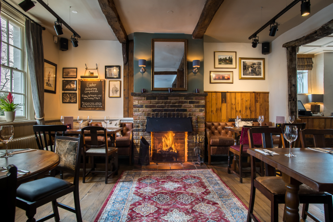 Crawley Pubs With Function Rooms