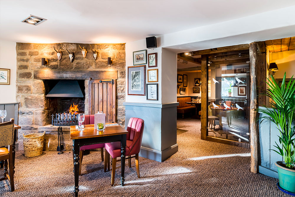 The Kestrel in Harrogate