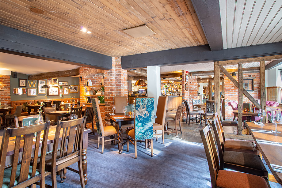 Best Pubs For Food In Solihull