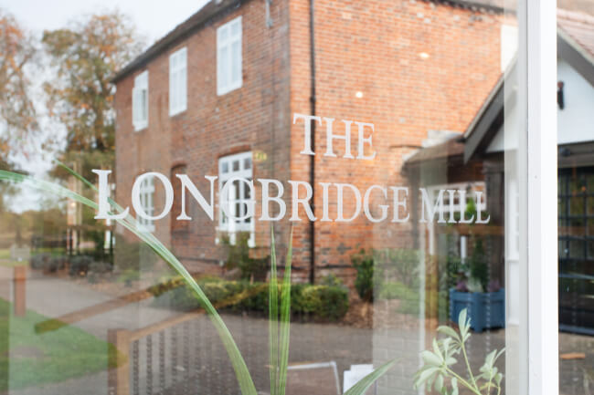 The Longbridge Mill in Sherfield on Loddon