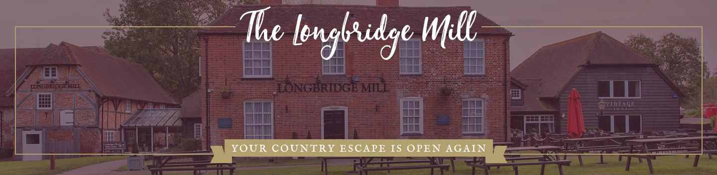 Welcome to The Longbridge Mill - Your local Vintage Inn