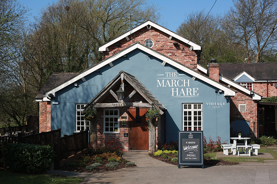 The March Hare in Cheadle Hulme