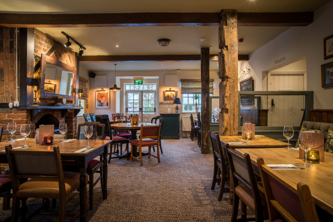 The Red Lion in Dodleston