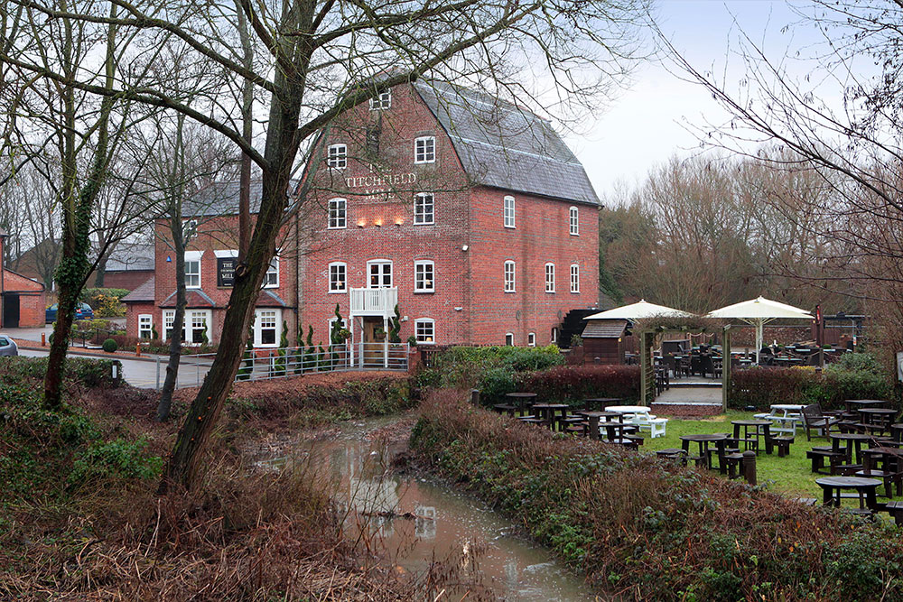 The Titchfield Mill in Fareham